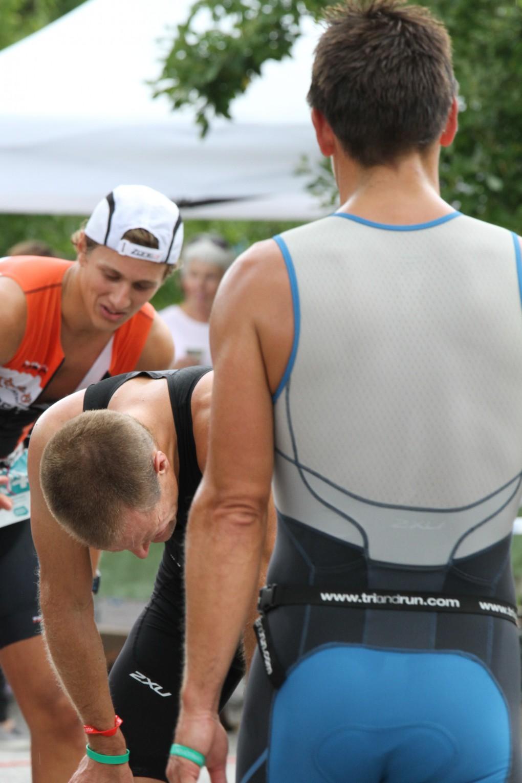 Tänk att en sprint kan vara så sjukt jobbig?